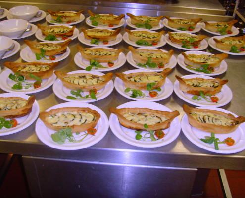 fork buffet